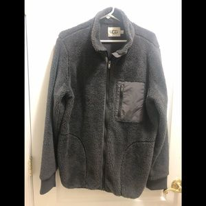 Uggs stunning soft men jacket unbelievable soft